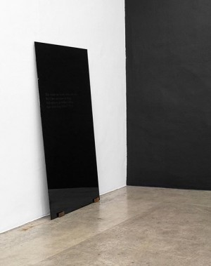 Interview with artist Andreas Duscha about his current exhibition