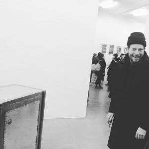 #lesrapetou #charles #charms #winningheartsandminds #andreasduscha #mirroredsafe #letresor Christine Koenig Galerie