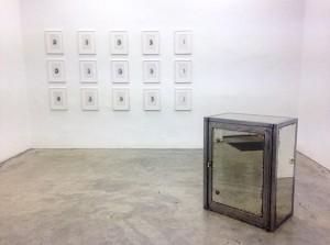 Andreas Duscha. Exhibition