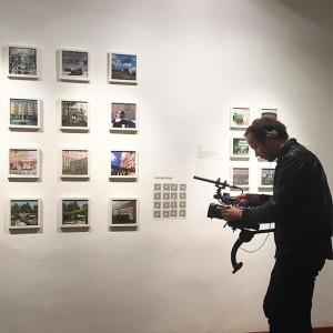 Viele Grüße von der Gemeinde Bau Kunst Ausstellung und danke an die vielen BesucherInnen! #GBK015 .
