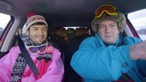 @michibuchinger und Robert Palfrader im Fiat 500X - die Outtakes jetzt auf unserer Website! (Link in unserer...