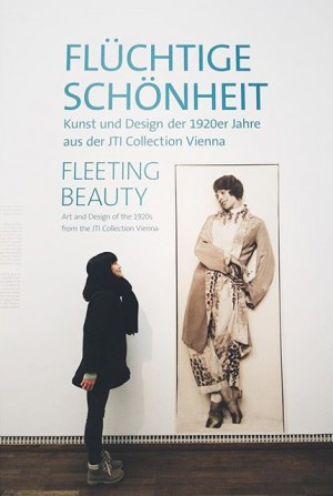 Hallo, Fleeting beauty!! #fleeting #beauty #leopold #museum #art #exhibition #vienna #austria