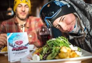Auch Profi-Snowboarderin @chevychallis und Freeskier Erich Flatscher haben uns schon am Hochkönig besucht. Vorbeikommen zahlt sich aus!...