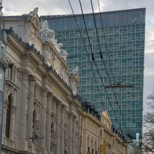 #vienna #old #new #modern #historic #oldnew #sofitel #contrast #contrasts