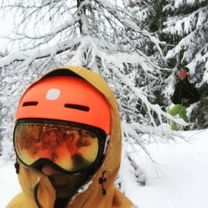 #skiing#powder#mariaalm#woods Skigebiet Hochkönig