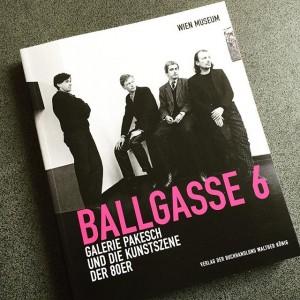 #ballgasse6 #galerie #pakesch open until tomorrow, last chance to see this weekend @ #wienmuseum #vienna