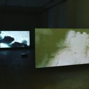 Lisa Oppenheim 'Smoke' #art #contemporaryart #videoart #installation #vienna #kunst