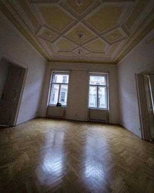 New office Schwindgasse