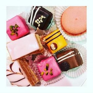 Bei unserem Blogger Event im Jänner haben Foodblogger den MERKUR Partyservice getestet. @itsfoodtastic haben es unsere süßen...