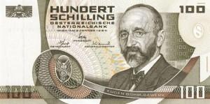 Eugen Böhm v. Bawerk am 100er, da wird man glatt nostalgisch.