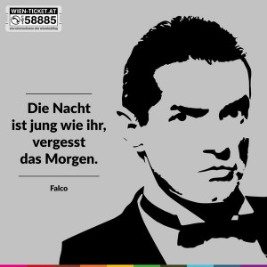 Happy BIRTHDAY #FALCO 🤘 /// #wien