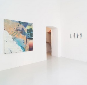 Installationview of the Exhibition