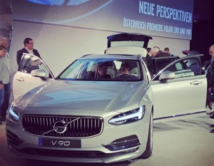 Volvo Car Austria official presentation of their new cars #v90 #s90 #museumsquartier #volvocaraustria