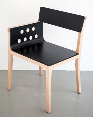 #lilith 🙌🏻 #chair by #eichingeroffices #design #wien #sessel #architektur #bof #gregoreichinger #architect #vienna #praterstrasse #ps33 #rolandraineredition #rolandrainer...