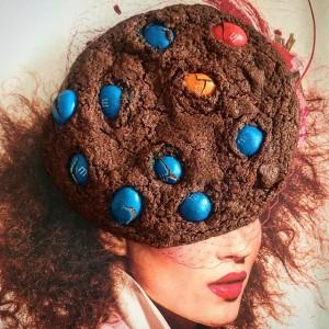 M&M cookies#cookies #big#mandms #chocolate #12munchies #yummy