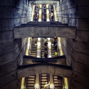 underground Vienna, Austria