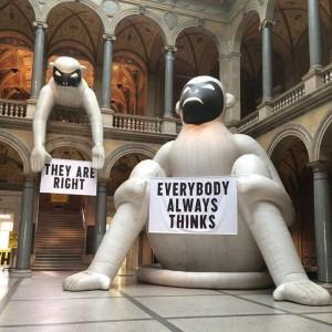 #thehappyshow #stefansagmeister #mak MAK - Austrian Museum of Applied Arts / Contemporary Art