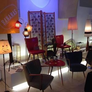 BANANAS beim Artwalk und Vintagemarkt im Museumsquartier heute noch bis 18h und morgen von 10-18h #artwalk #designmarkt...