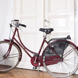 Yay! I finally got a vintage bicycle (found it at a flea market yesterday) - Really can't...