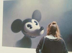 Arty. #Museum #funday #sunday #goodtimes #mickey #art #vienna #museumsquartier #igersvienna