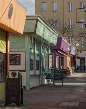 Den Meidlinger Markt gibt es seit der Zwischenkriegszeit. Mittlerweile gibt es dort sehr nette Lokale, wie z....