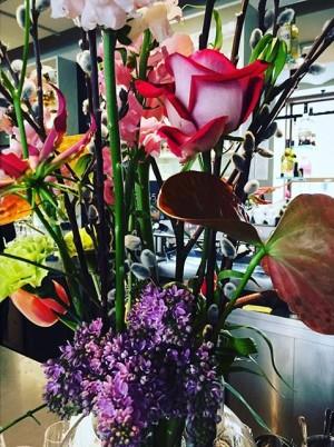 Zwischenfreuden • #Flora #CafeAnsari Café Ansari