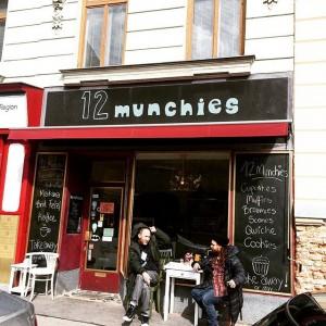 Schanigarten #12munchies #endlich