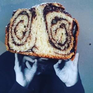 Babka ready! #babka#12munchies #chocolate #kulich#yeastcake #sweet#traditional #easter