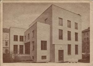 Haus Wittgenstein, 1926-28, Ludwig Wittgenstein & Paul Engelmann, Wien