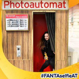 Du bist #Experte für #Fun#Fotos? Dann mach doch schnell ein #lustiges #Selfie mit #Fanta, tagge es mit...