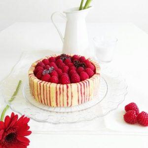 Eine Torte zum DANKE sagen 😍💝👌: Unsere HIMBEER SAUERRAHM MUTTERTAGS TORTE. Ab heute in der Landstraße &...