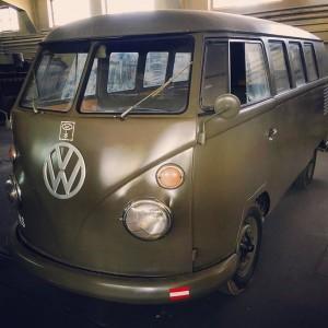 Im #Depot: #vwbus #oldtimer #museum #volkswagen