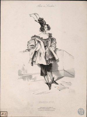 #GNTM anno 1834 #HautCouture #ModeUtopien