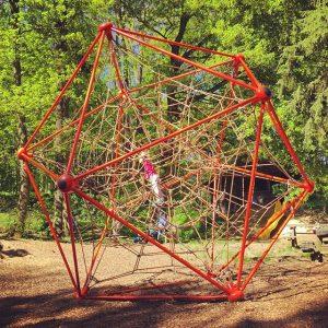 Itsy Bitsy Spiderweb. 🕸 #igersaustria #igersvienna Kürnbergwald