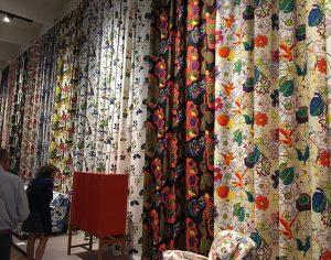 Josef Frank textiles for SvensktTenn. #joseffrank MAK - Austrian Museum of Applied Arts / Contemporary Art
