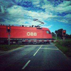 #iphone6s #oebb #bahn #train Oberolberndorf, Niederösterreich, Austria