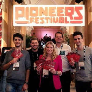2 day of #pioneers16 and u still have a chance 😲😲😲 for a private investor session. Find...
