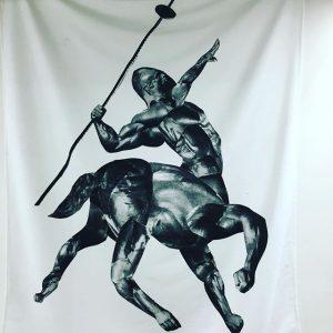 #ancientwarrior #knarf @ernst.hilger #hilgernext #opening