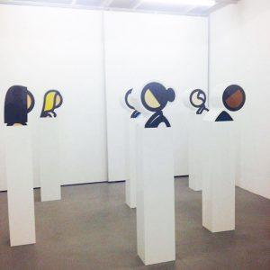 #julianopie #krobathgalerie #vienna Krobath