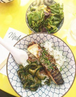 zu Mittag mit den liebsten 😍 @victoria_cso @la___lex 💛 #lunchdate #vienna #mochi #food #foodie #yummi #leckeeer #lovedailydose...