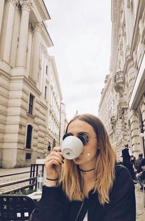 #coffeebreak #igersvienna #lailani 🌥 Cafe Griensteidl