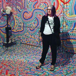 #p+o+pmuseum mit Andrea Heyer #viennawalk #viennalove #freihausviertel