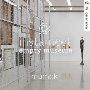 Am Samstag laden wir Euch gemeinsam mit den @igersvienna dazu ein, einen #mumokMorning in der neuen Sammlungspräsentstion...