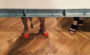 Oh, nice shoes btw! #streetstyle #vienna #wien MAK - Austrian Museum of Applied Arts / Contemporary Art