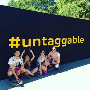 Lieblingsprojekt #untaggable #expressyourself Resselpark beim Karlsplatz