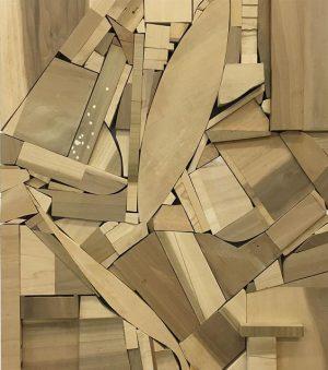 Donelle Woolford #kabbalistic #sadism #groupexhibition #openingtonight #galeriemartinjanda