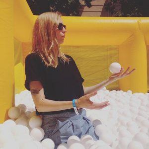 we love balls. 😂 - #untaggable #audi #mqw #virtueaustria #vienna #igersvienna #igersaustria MQ – MuseumsQuartier Wien