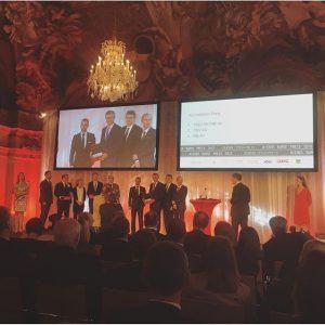 Die #voestalpine AG gewinnt zum dritten Mal in Folge den #Journalisten-Preis der #WienerBörse. #auszeichnung #medienarbeit #award #journalismus...