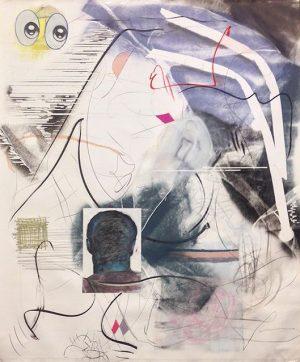 #nubauer #painting #passion #art #contemporaryart #artsy #circuit #vienna #la #ny #moscow #follow #me #love RAMBO Contemporary
