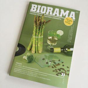 Vegan. Der Hype. Die Bestandsaufnahme. Neue Ausgabe von @biorama_mag, out now. #vegan